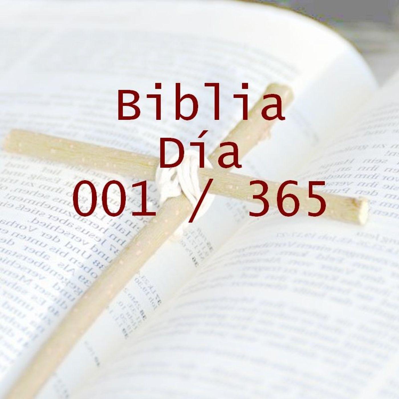 365 dias para la Biblia - Dia 001