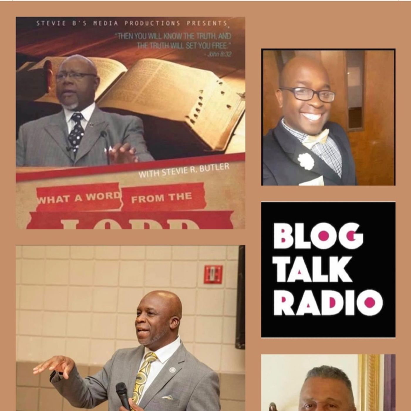 What A Word From The Lord Radio Show - (Episode 205)