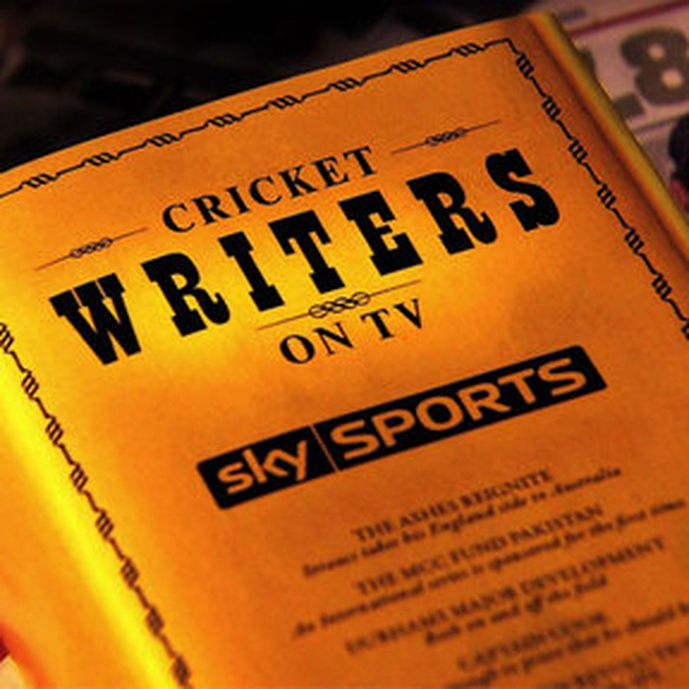 Cricket Writers Podcast - 11th June