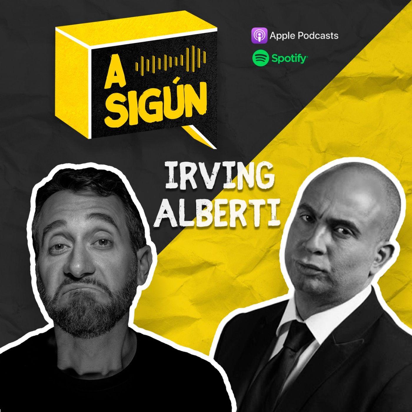 011. A SIGÚN: Irving Alberti