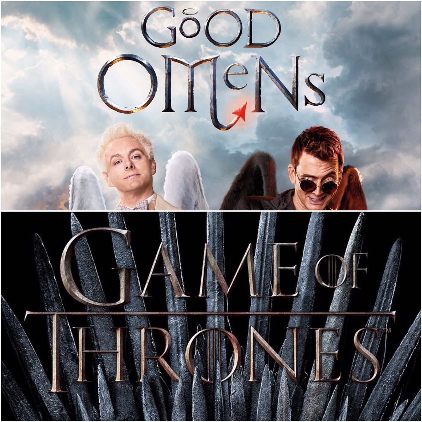 9. Good Omens / Top 5 TV Show Scores / Game of Thrones (ft/ David Arnold)