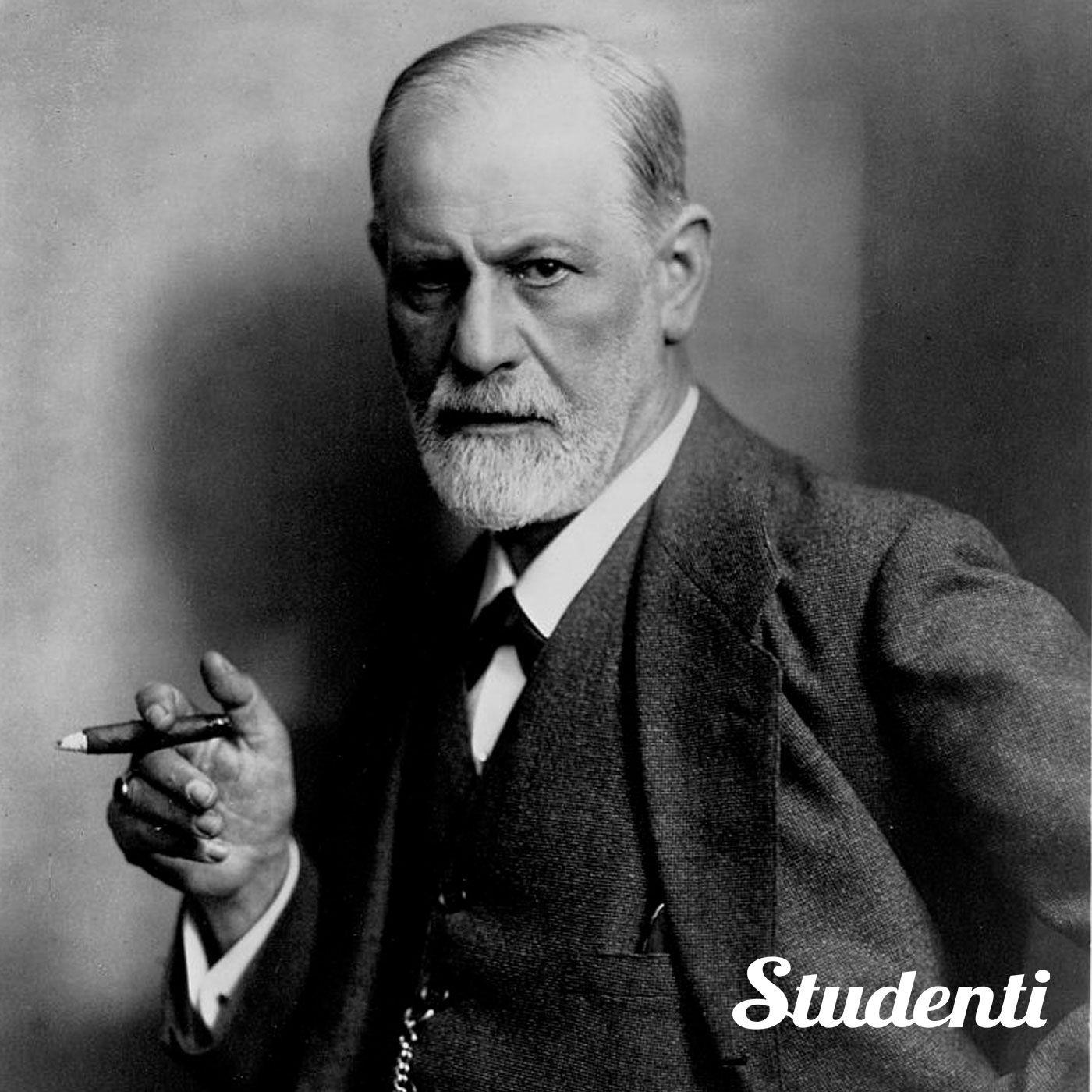 Biografie - Sigmund Freud
