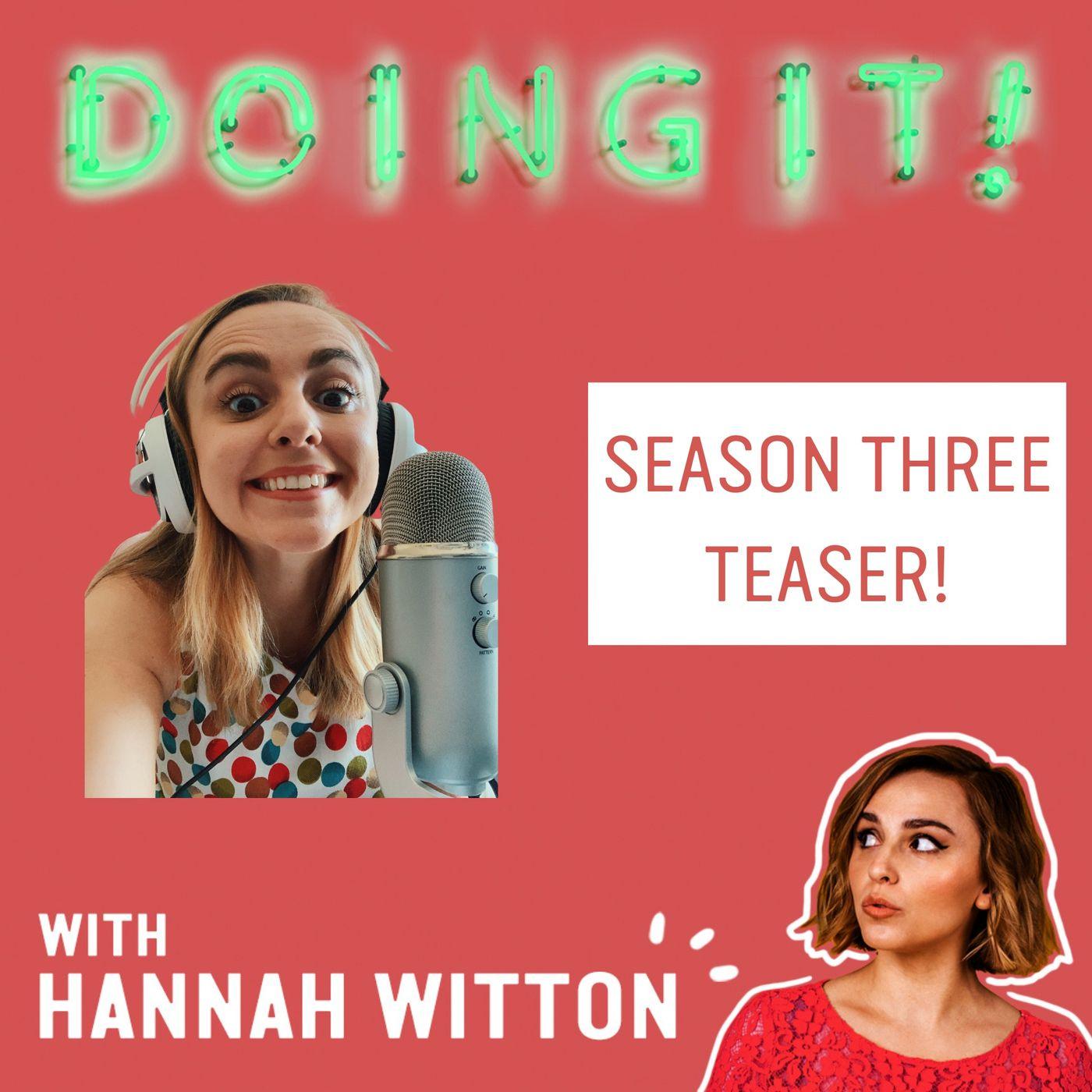 Doing It Season 3 Teaser