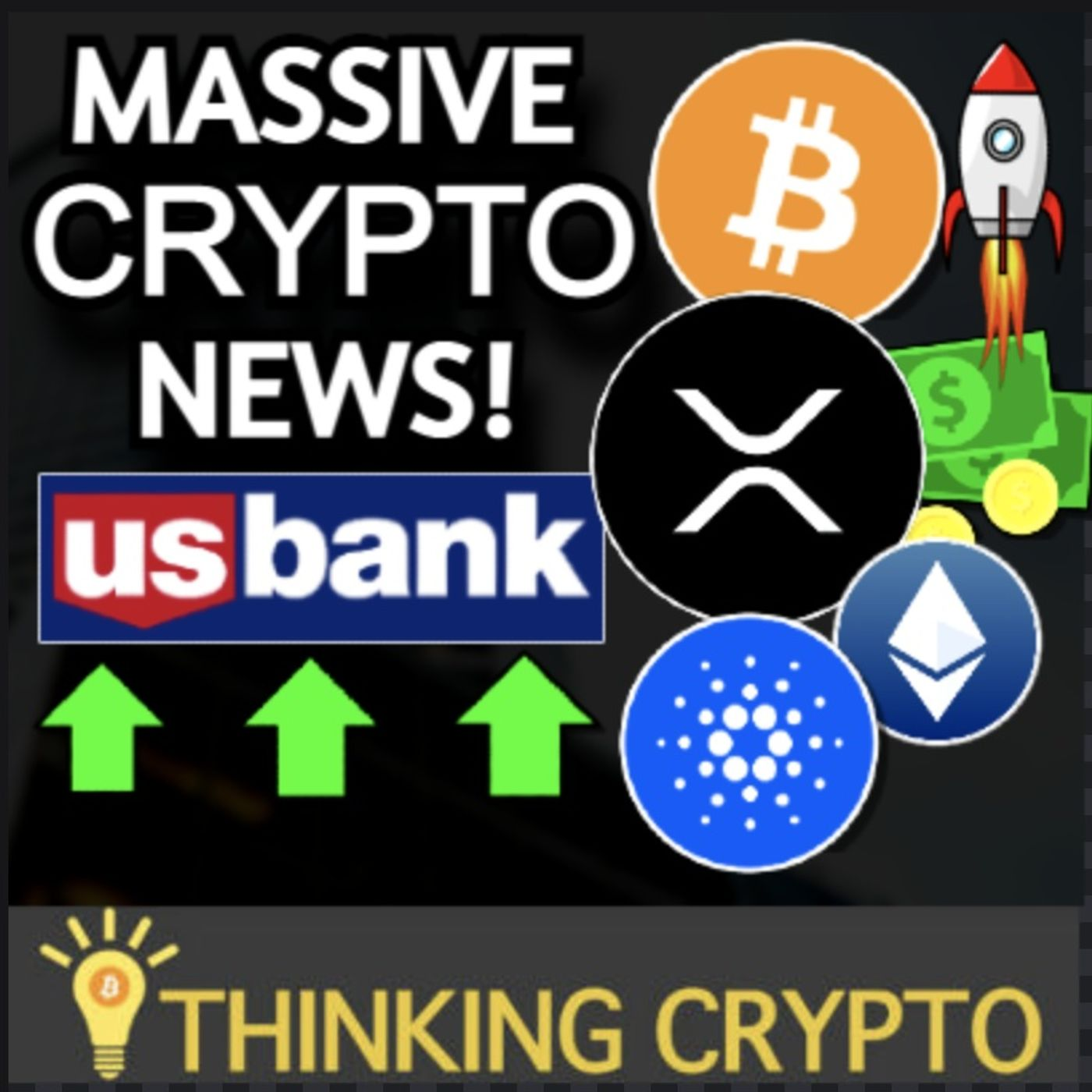 US BANK BITCOIN CUSTODY - GARY GENSLER CRYPTO REGULATIONS & RIPPLE XRP QNB NEWS
