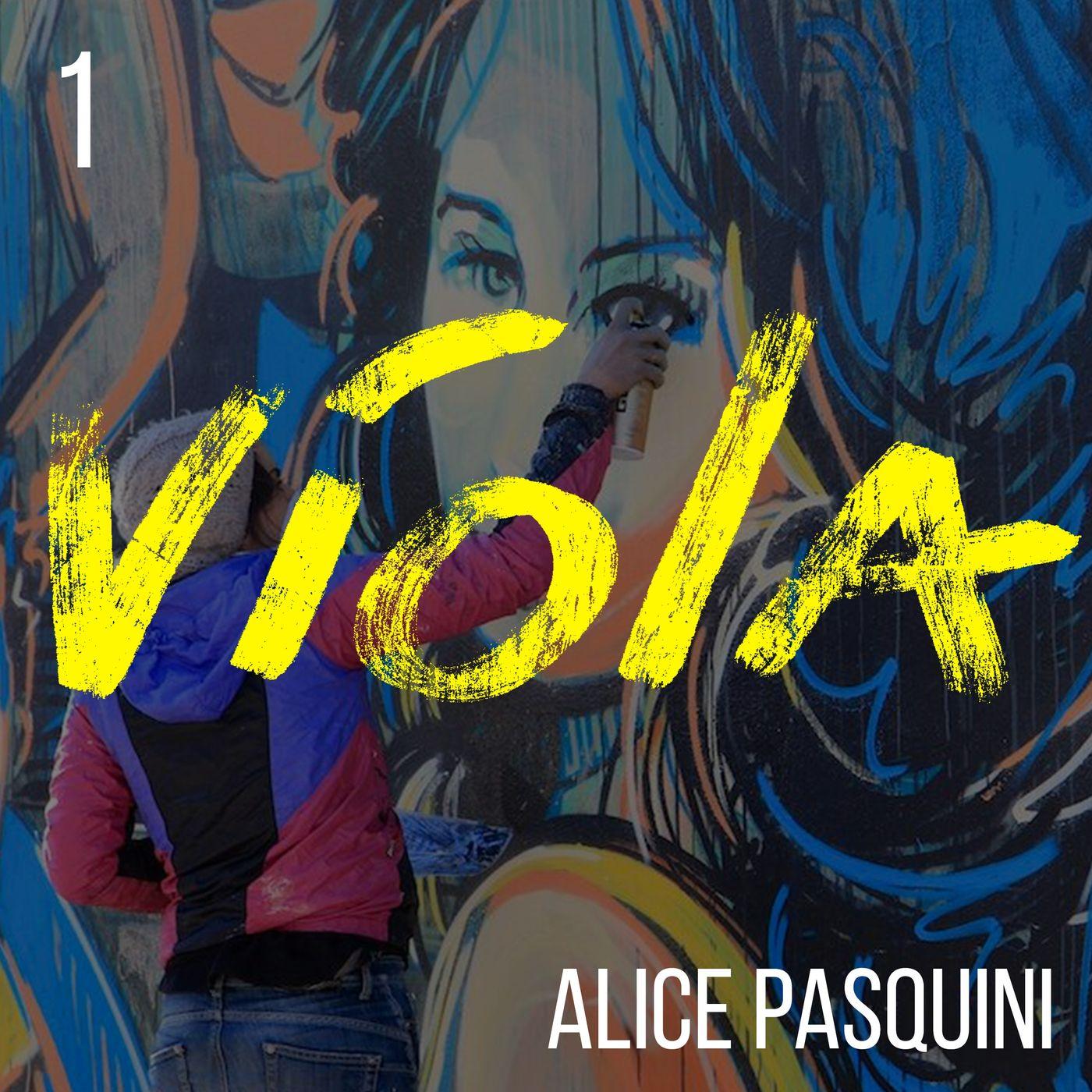 Alice Pasquini - Ridefinire i confini | 1