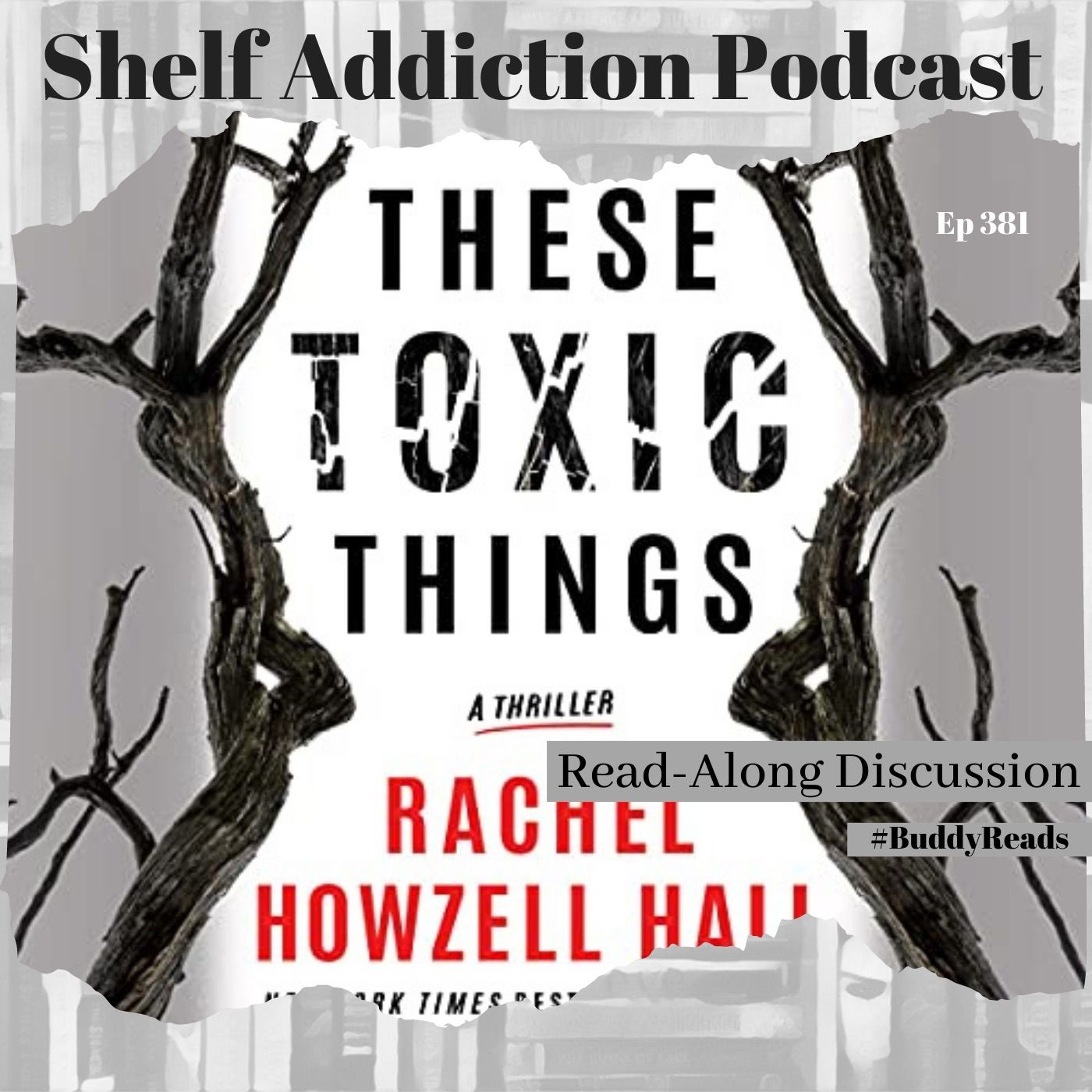 #BuddyReads Discussion of These Toxic Things | Book Chat