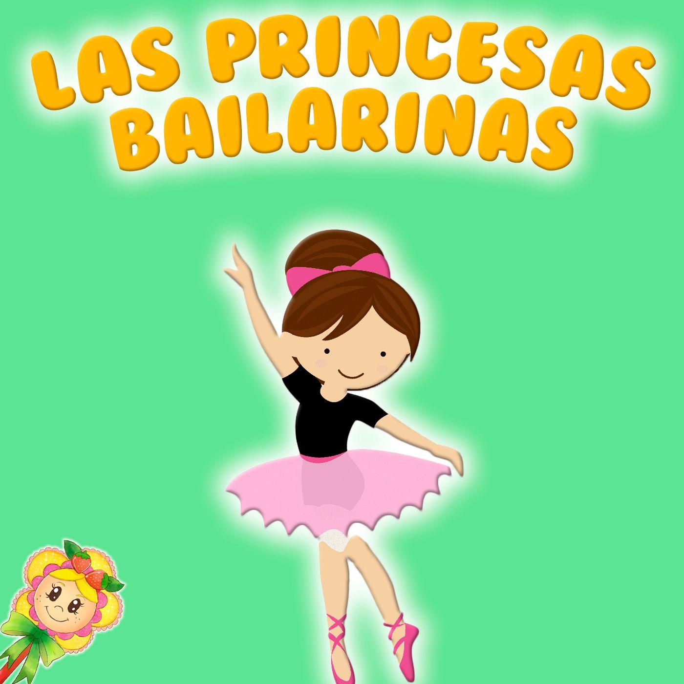 160. Las princesas bailarinas. Cuento infantil de Hada de Fresa. Cuento para dormir