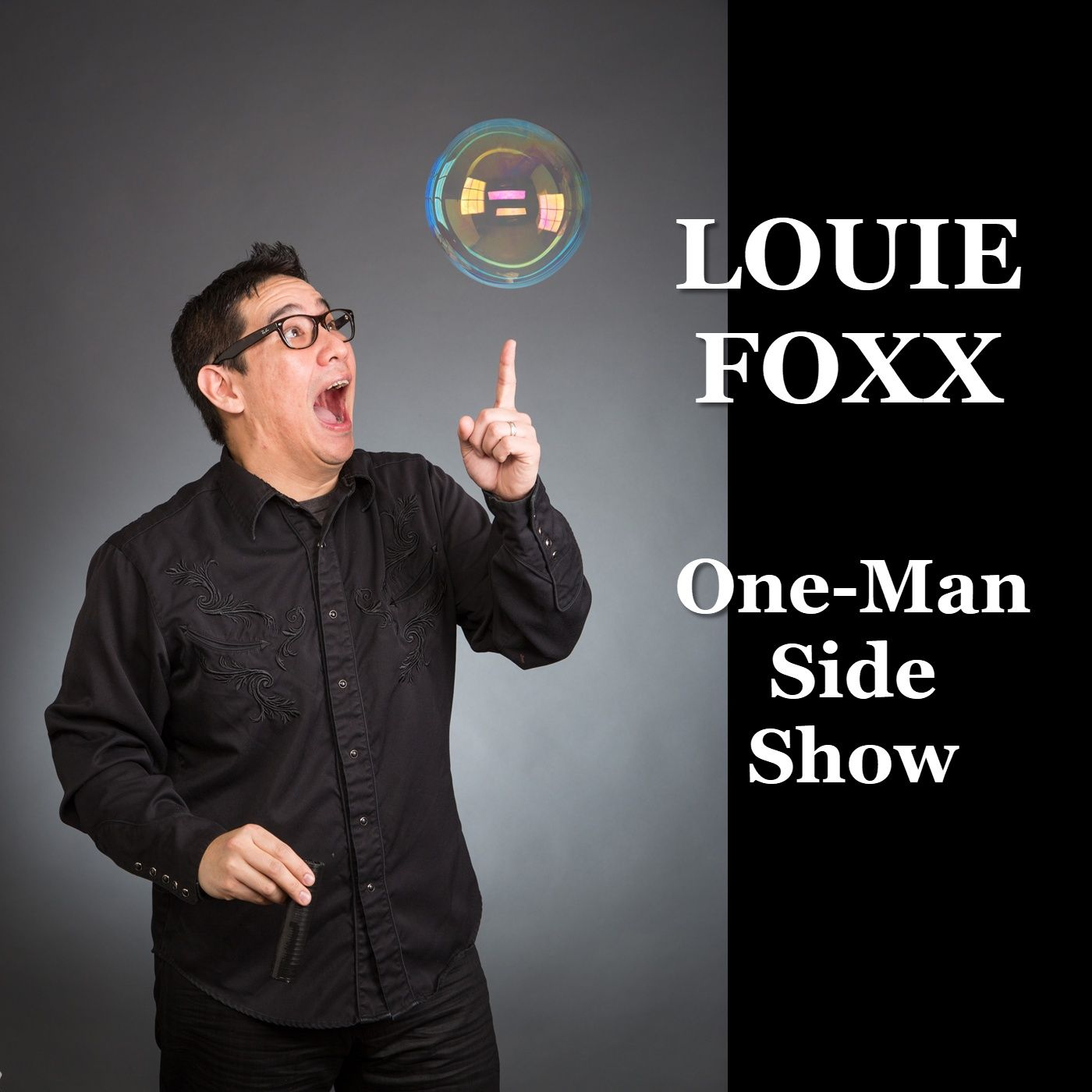 Louie Foxx, - Master Magician presented by Countyfairgrounds