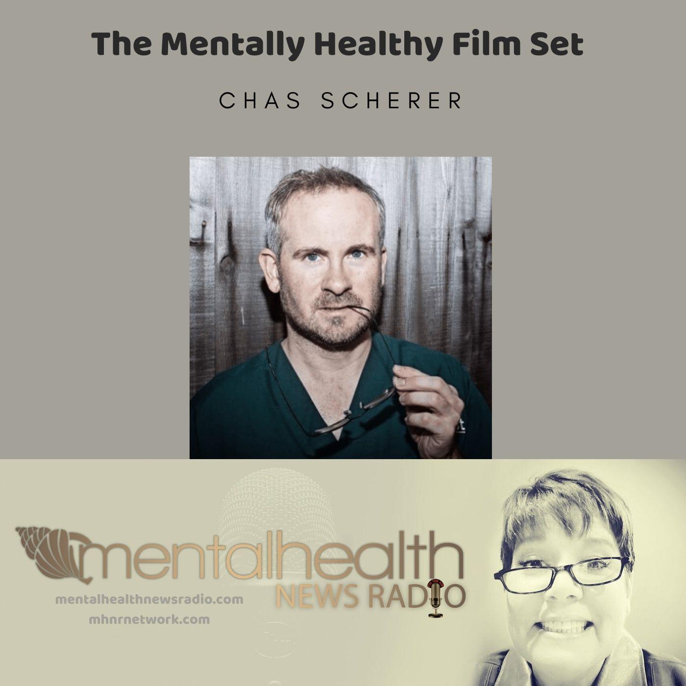 Mental Health News Radio - The Mentally Healthy Film Set