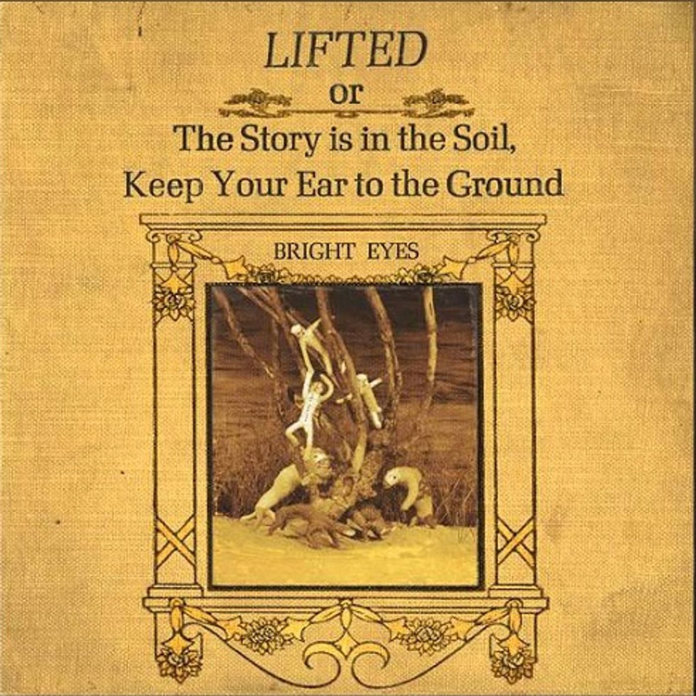 Lifted or The Story Is in the Soil, Keep Your Ear to the Ground: Bright Eyes with Colin from WeDigMusic