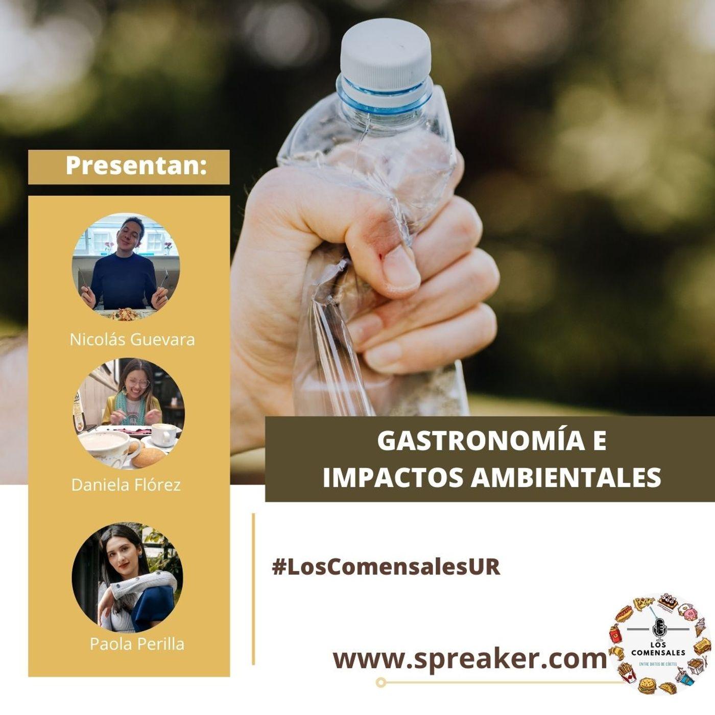 Gastronomía e impactos ambientales