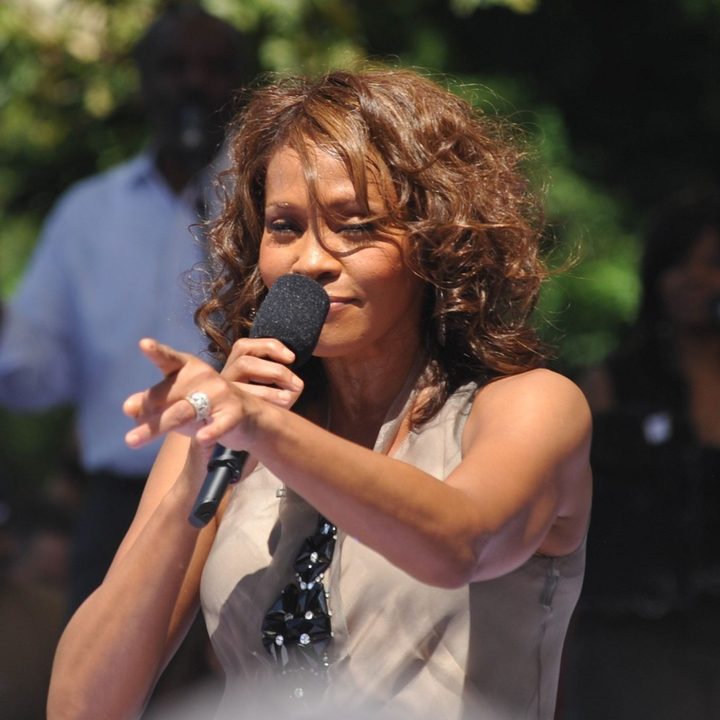 Whitney Houston - Words, Songs, and Spiritual - 4:27:21, 3.31 PM