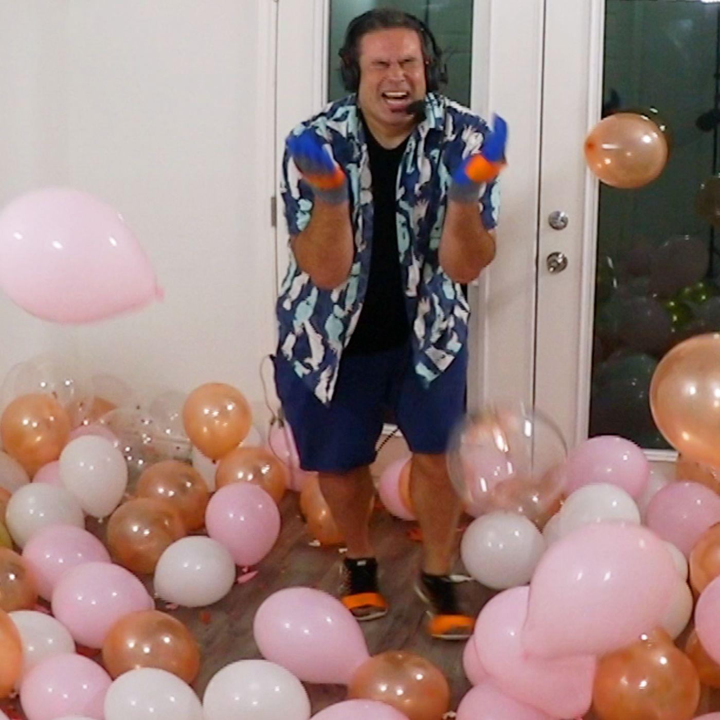 Full Show: The 600 balloon scavenger hunt