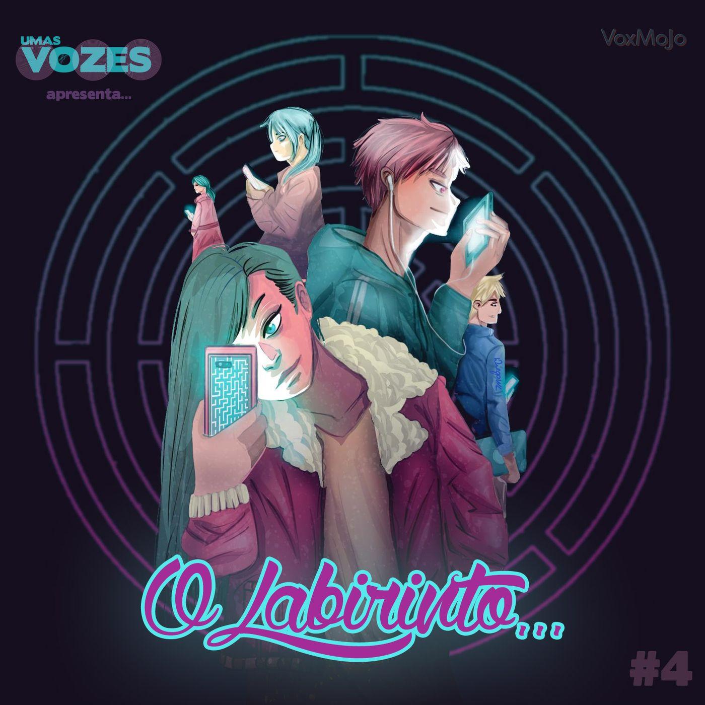 #5- O Labirinto... é fatal, pobre mortal
