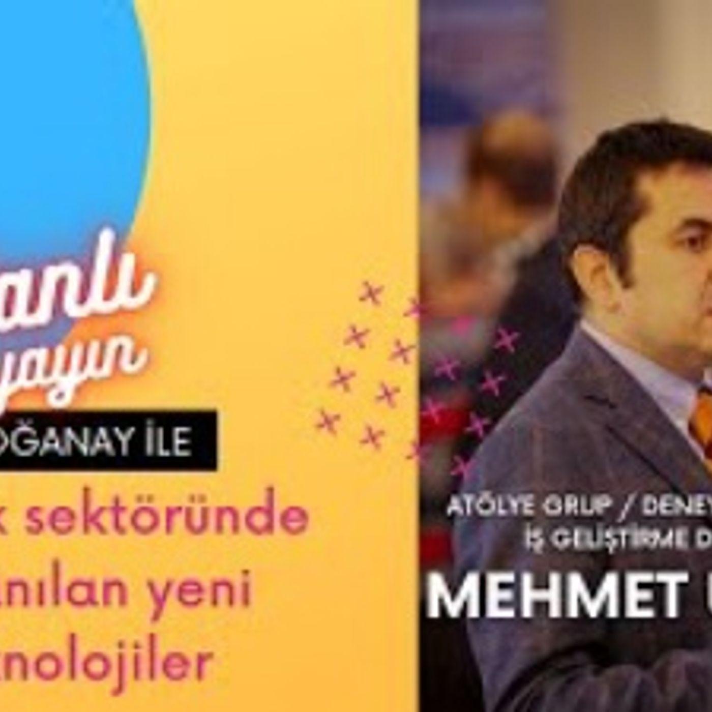 Atölye Grup İş Geliştirme Direktörü Mehmet Ulusoy ile Etkinlik Sektörünü Konuştuk