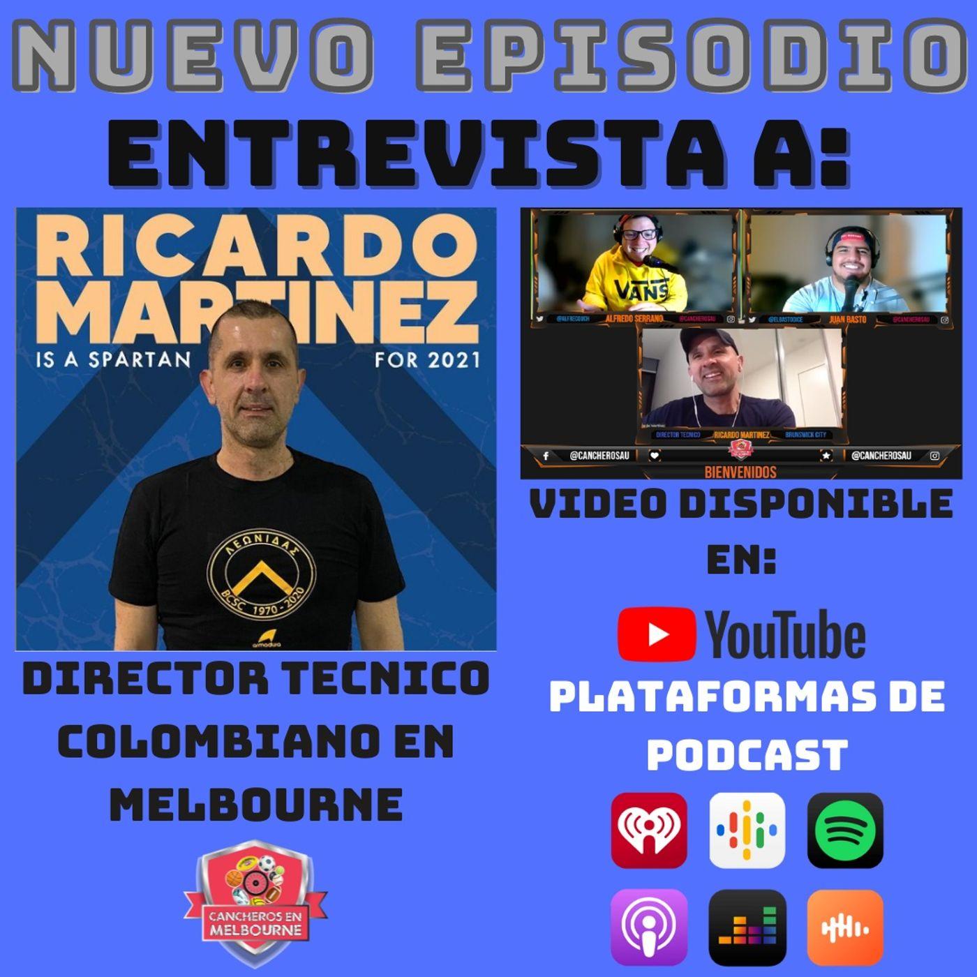 Ricardo Martínez un ingeniero de Telecomunicaciones muy Técnico