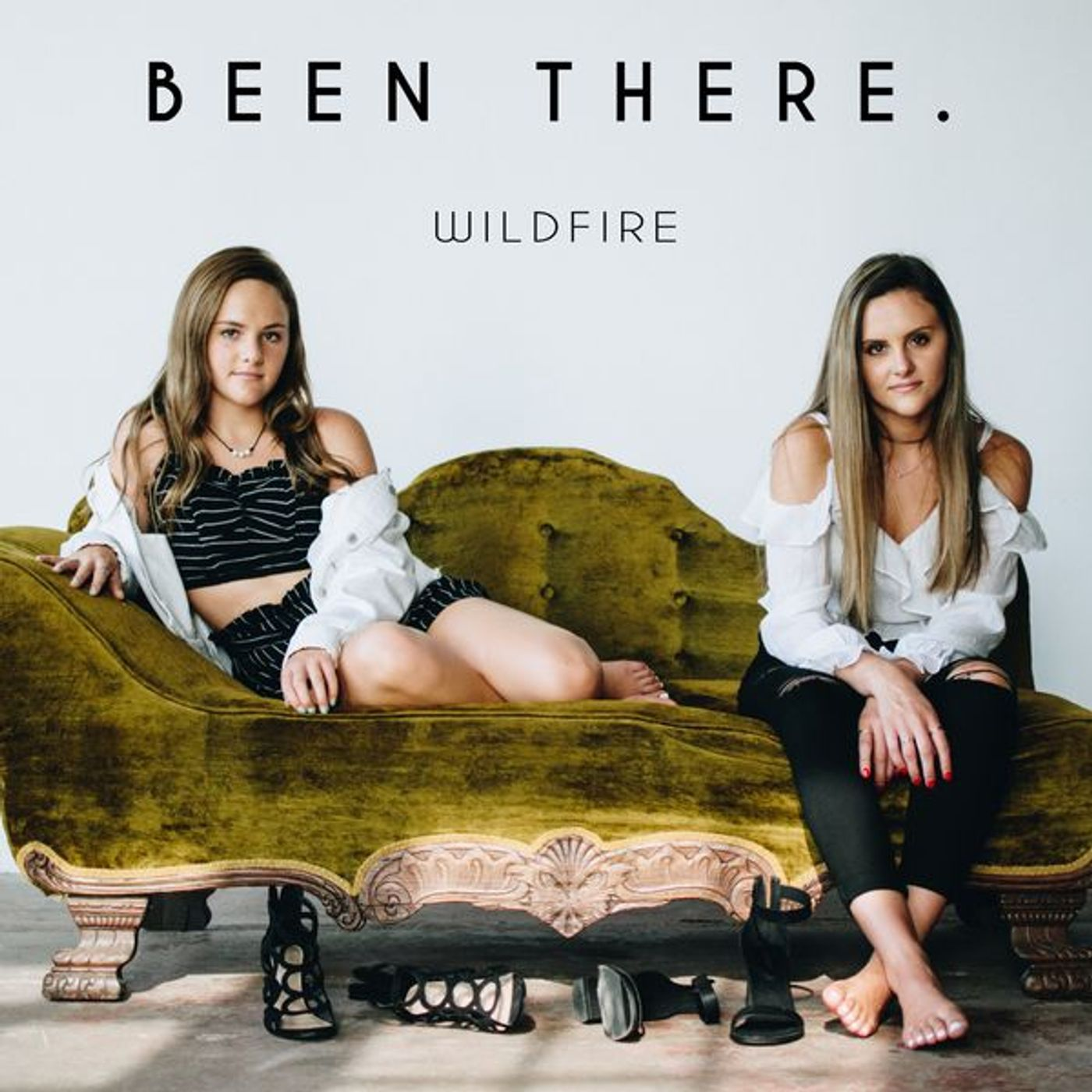 "Deeper Than Music interview special guest Country-Pop Group ""Wild Fire"""
