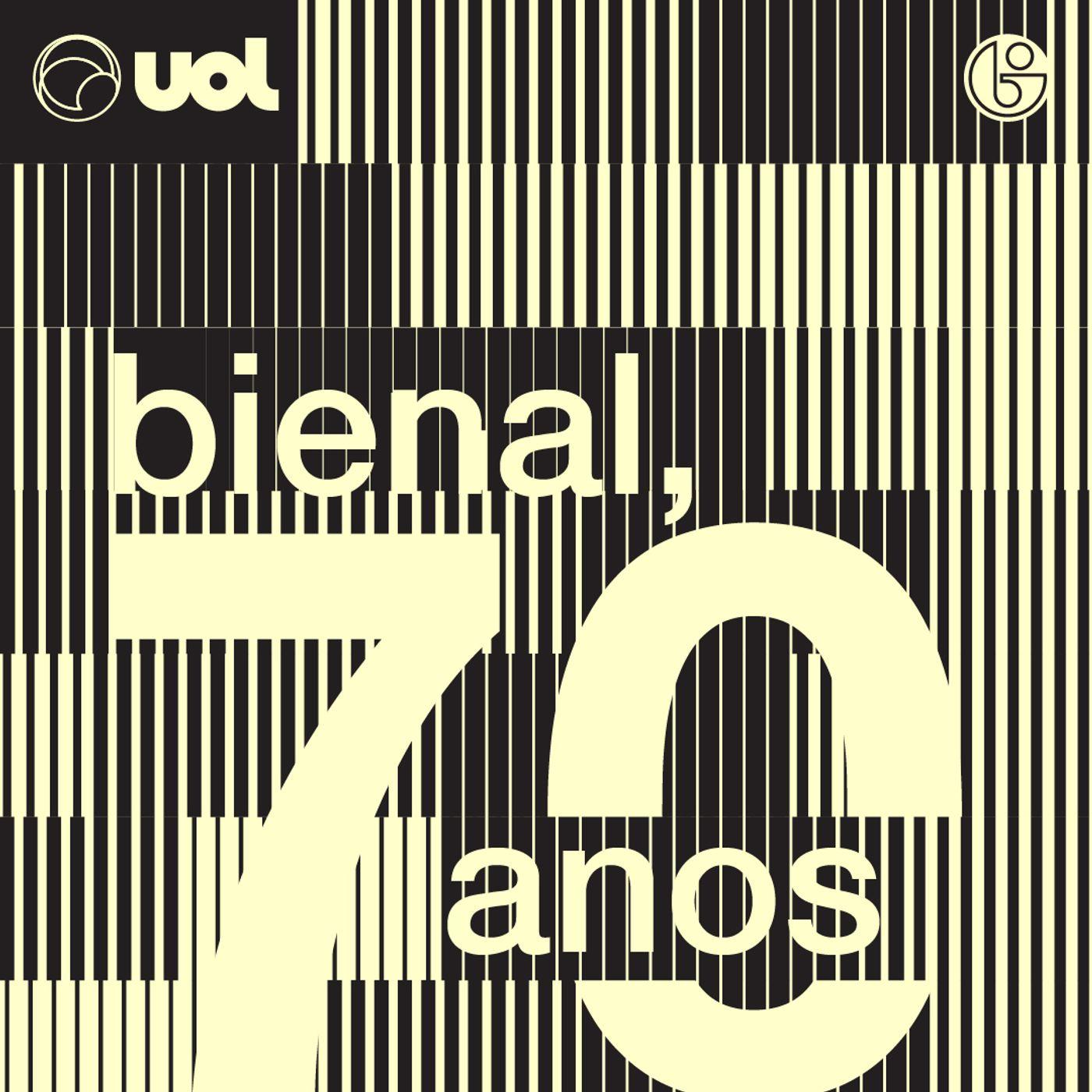 Conheça o podcast Bienal, 70 anos