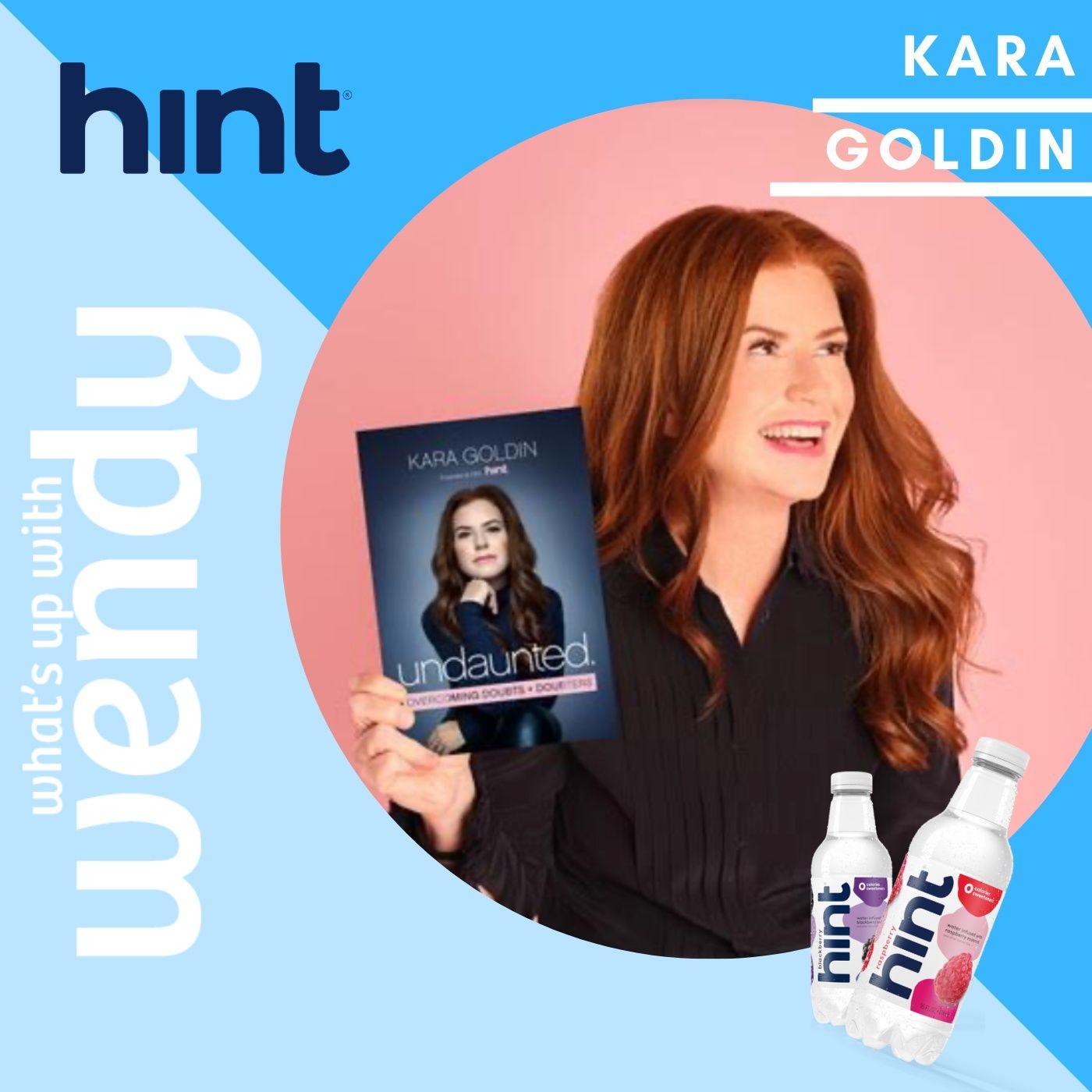 Kara Goldin, Entrepreneur & CEO Hint Water