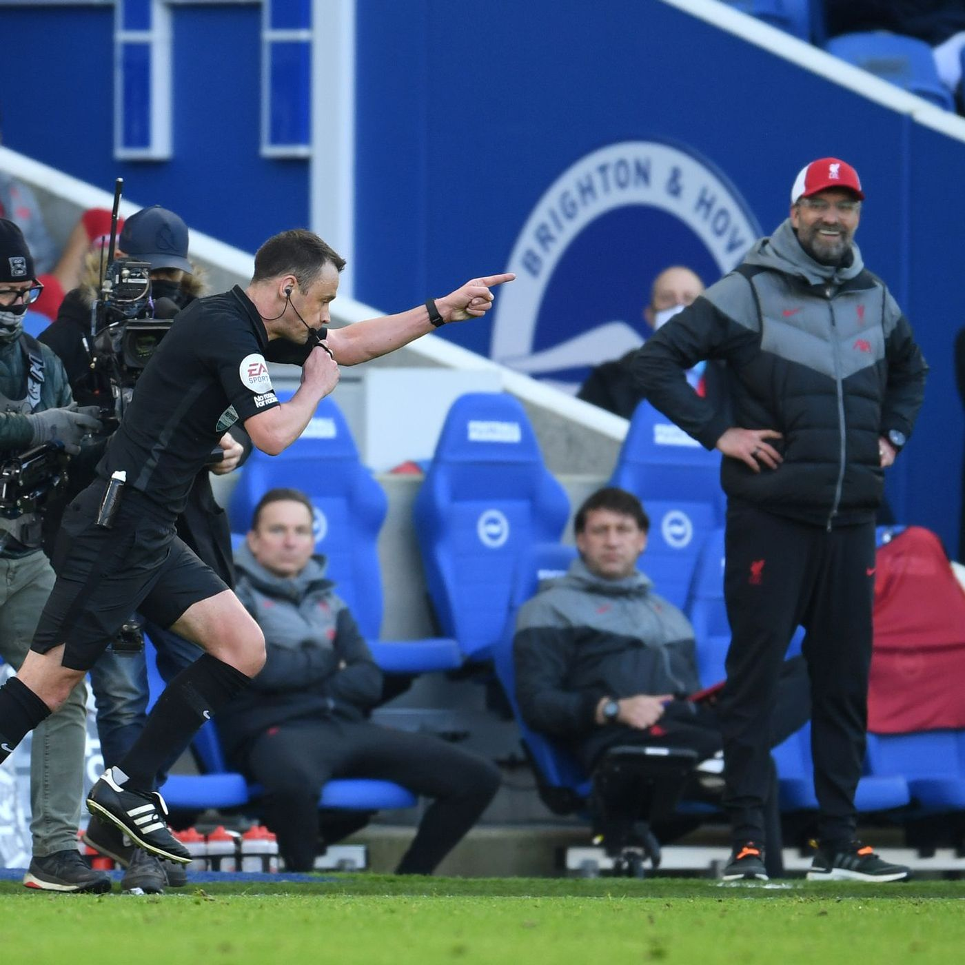 Post-Game: Brighton 1-1 Liverpool | Stoppage-time VAR penalty decision denies Reds all three points at the AMEX