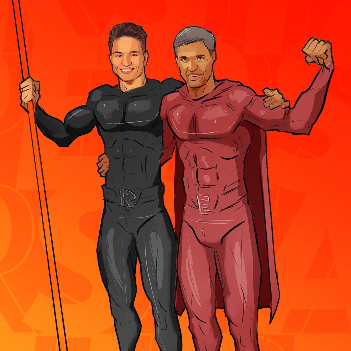 #45 Erki ja Robin Nool - kaotamise kartusest, õnnest ja spordi muutumisest.