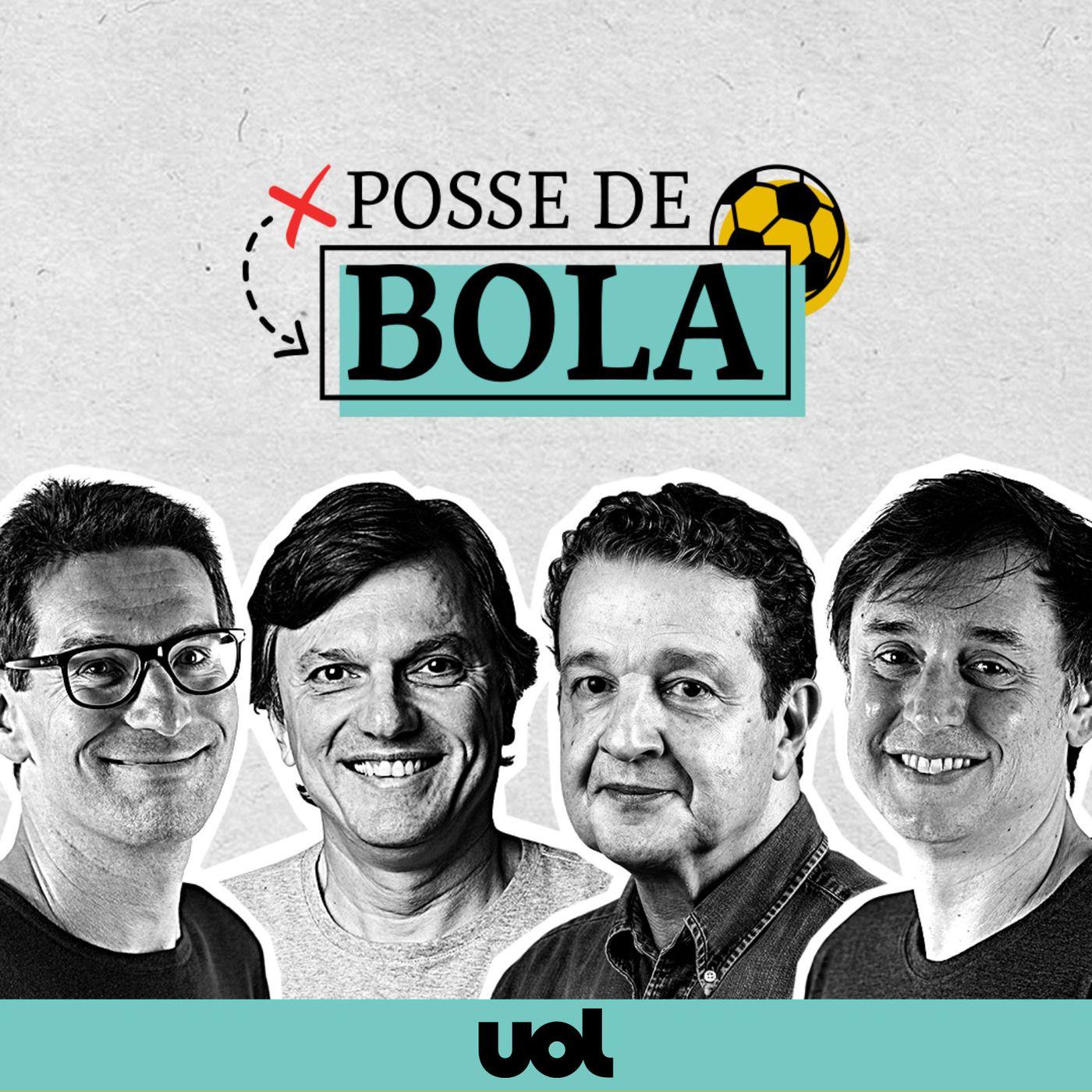 #172: Galo abre vantagem, crise no Flamengo? Corinthians bobeia e São Paulo perde