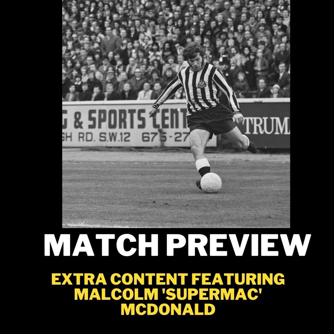'The football has been appalling'  - Toon legend Supermac previews MUFC vs NUFC
