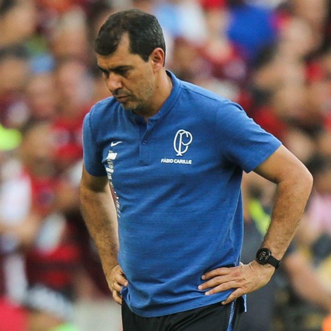 Corinthians terá mudança de rumo após queda de Carille?