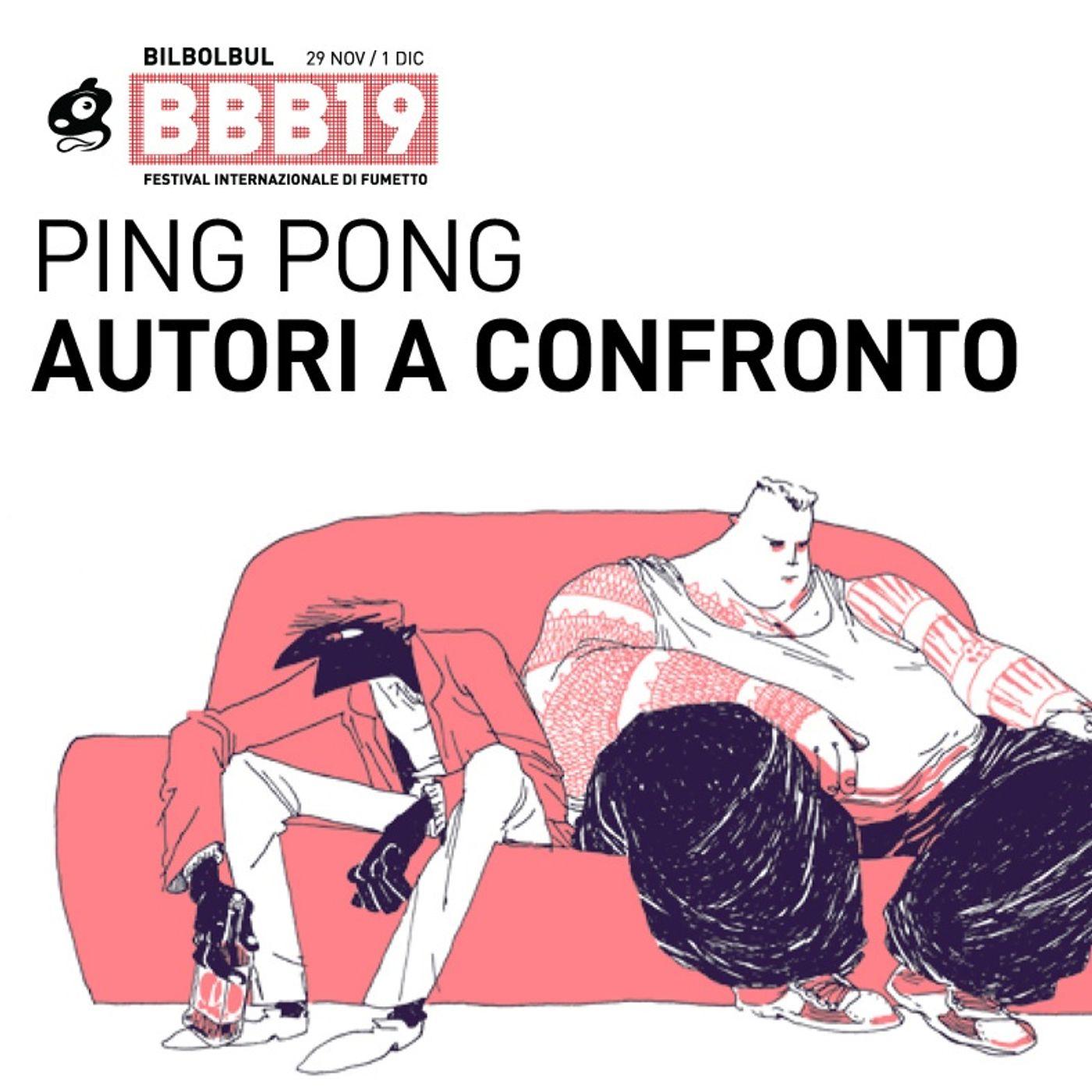 [Ping Pong] Fabrizio Dori e Vincenzo Filosa