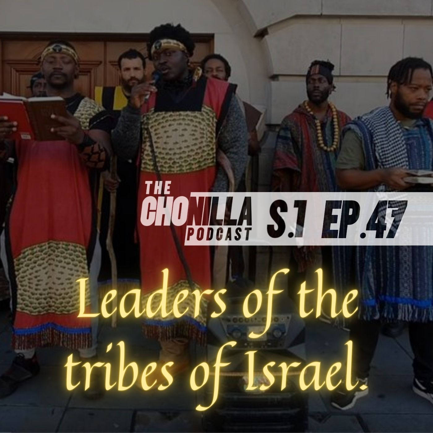 Leaders of the tribes of Israel