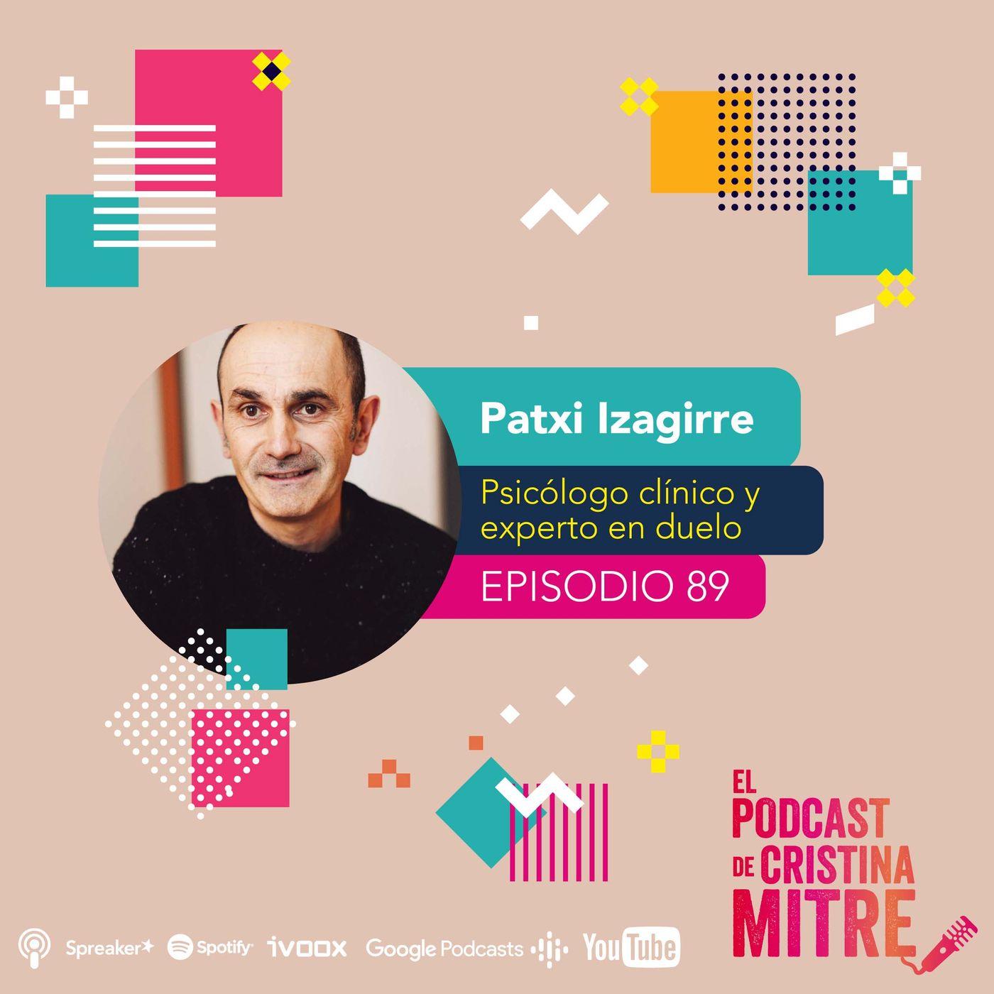 Por qué hablar de la muerte y el duelo ayuda a vivir mejor con Patxi Izagirre