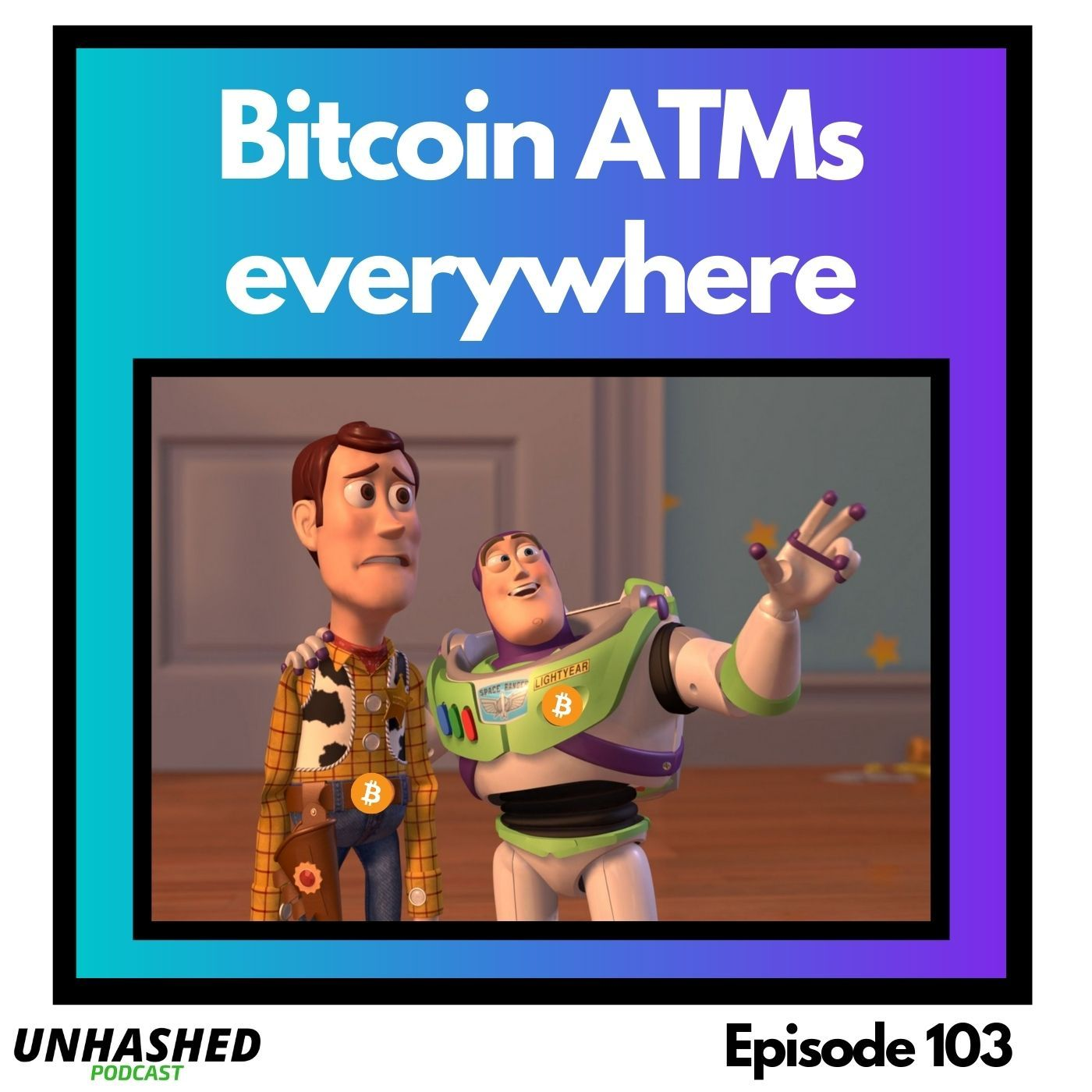 Bitcoin ATMs everywhere