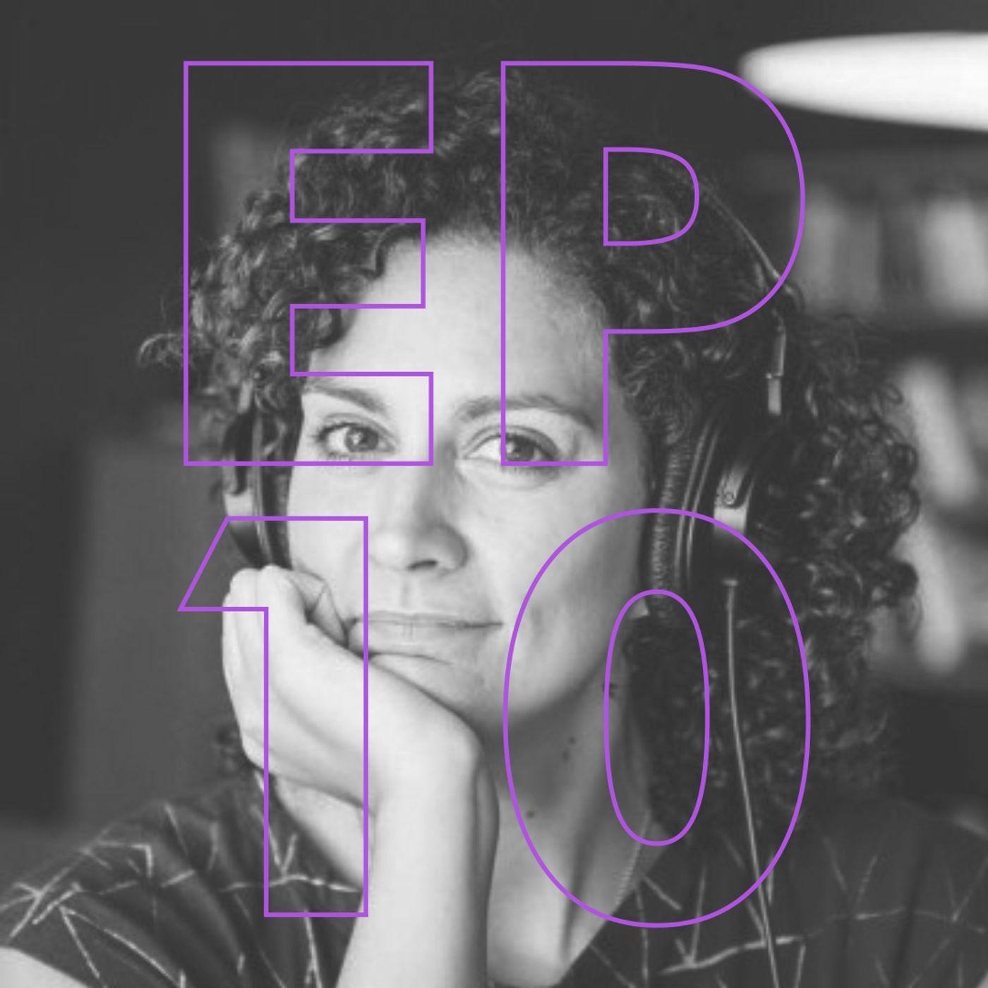 Martina Castro y su apuesta por el podcast latino
