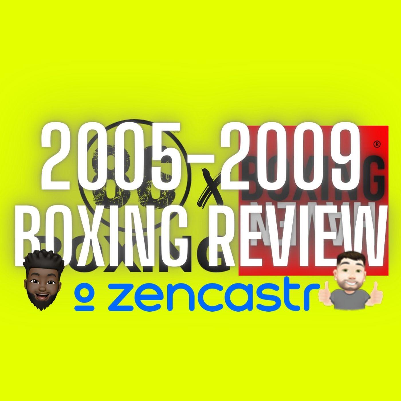 86Boxing E20: 86Boxing x Boxing Haven E20: 2005-2009 Boxing Review