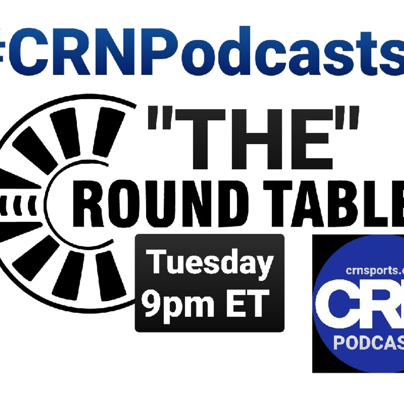 CRN Sports Episode #1 #TheRoundTable Podcast! #CRNSports #CRNPodcasts 🎙📱💻