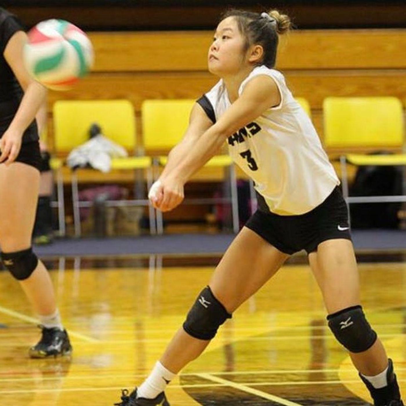 Yukie Xie - Volleyball