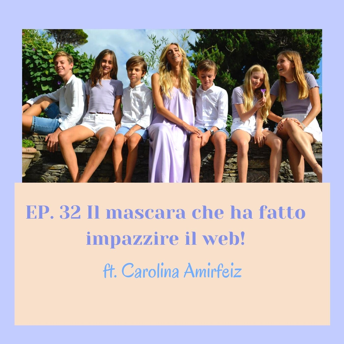 Ep.32 Il mascara che ha fatto impazzire il web! ft. Carolina Amirfeiz Founder di Blondesister