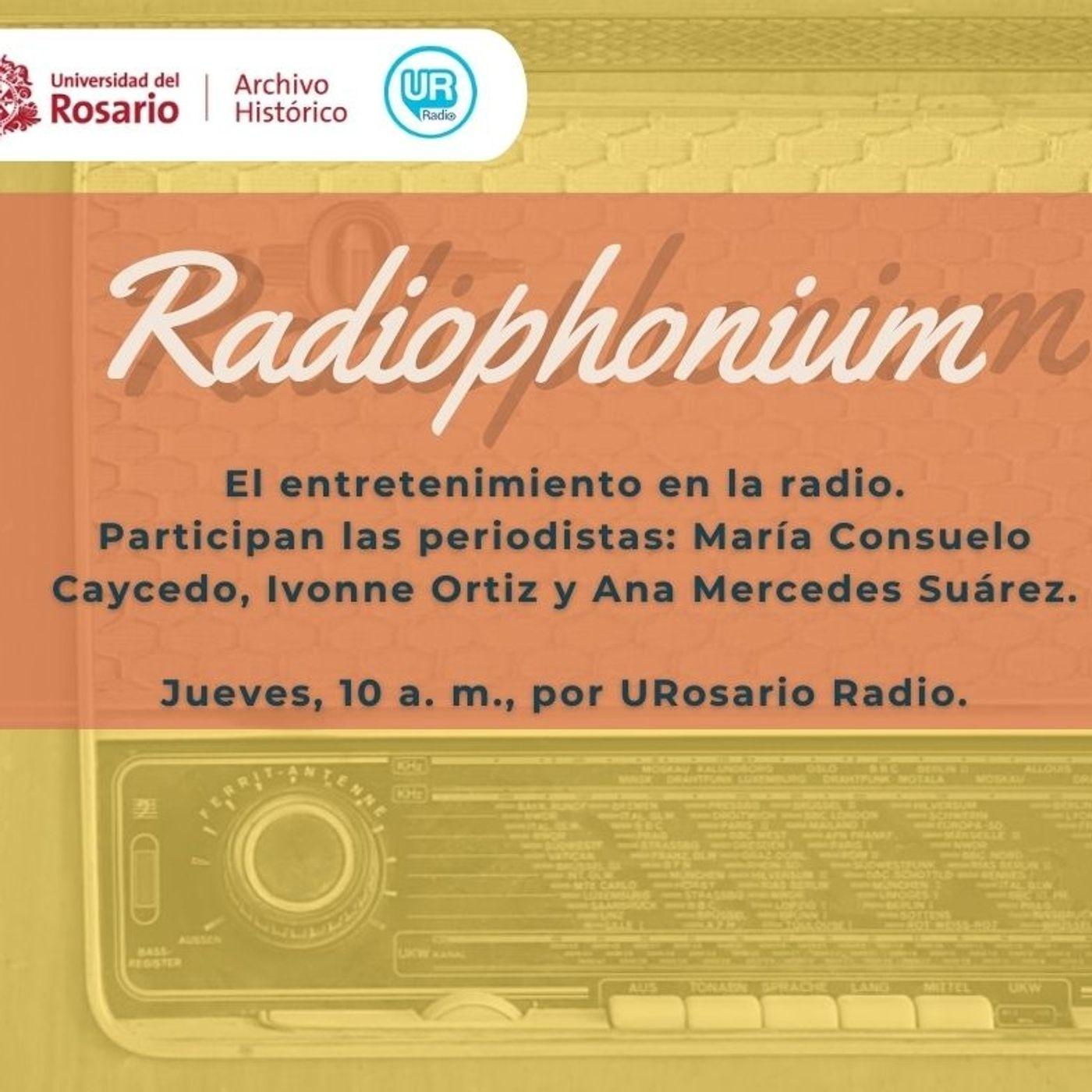 Entretenimiento en la Radio