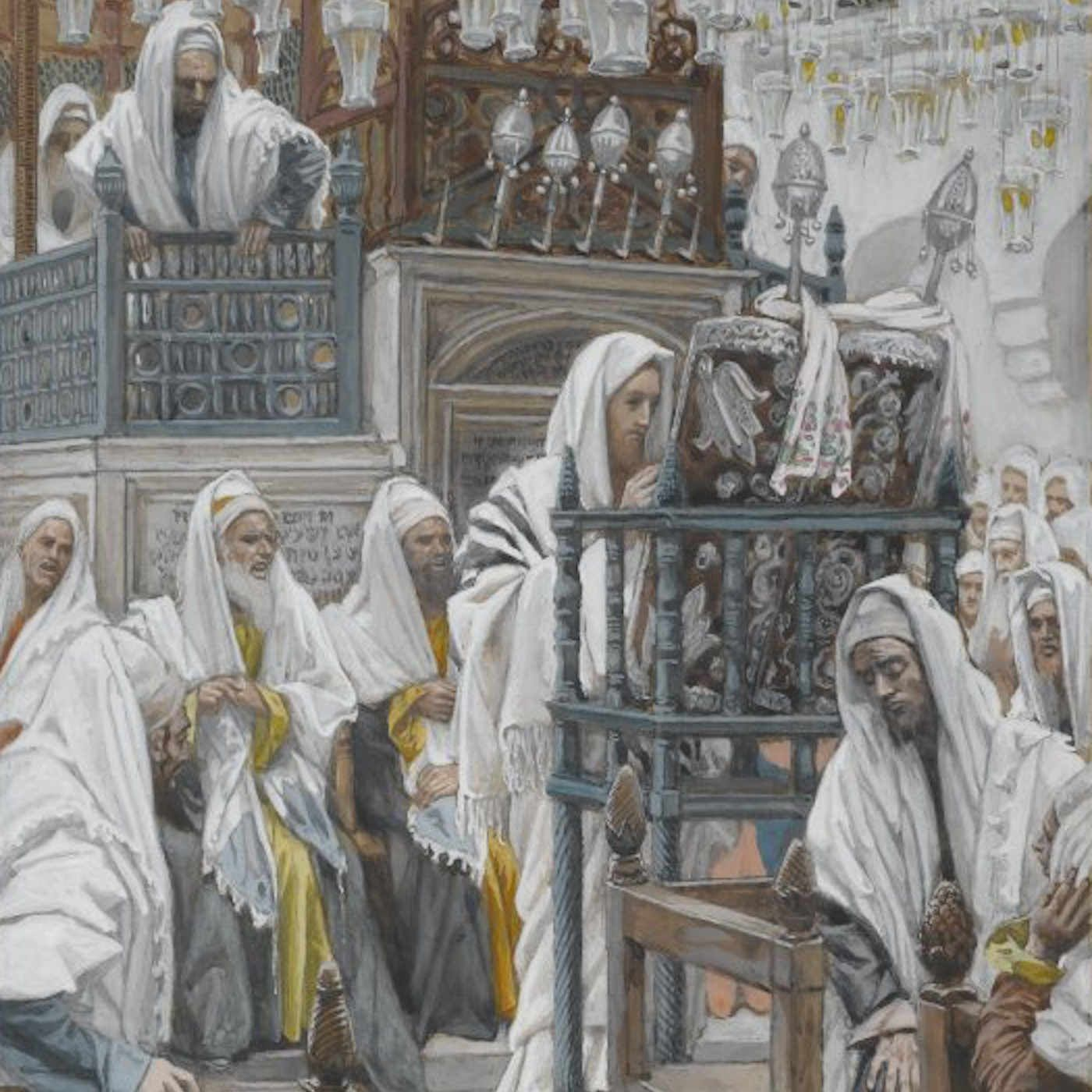 Monday of the Twenty-Second Week in Ordinary Time - An Emotional Reaction to Jesus