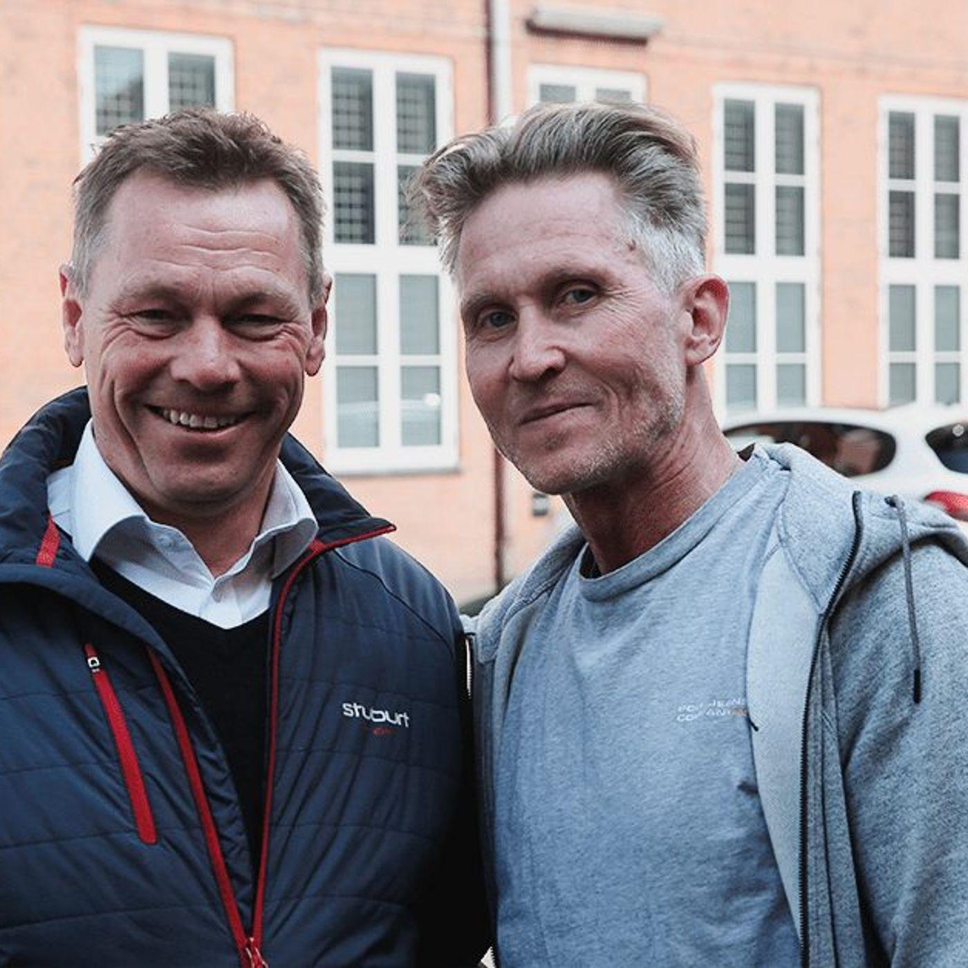'Radio Godefroot': Med Sportsdirektør Jesper Worre om cykelsporten dengang og nu