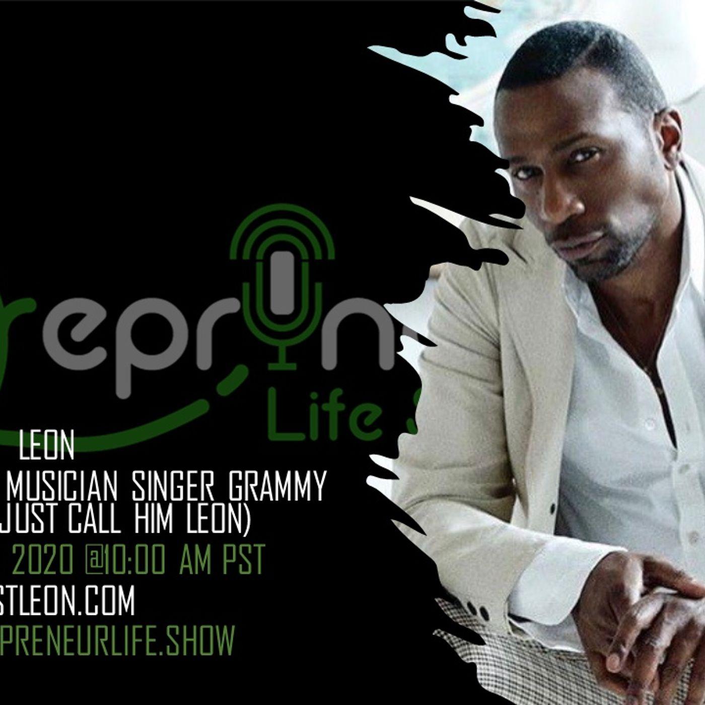 Leon Robinson Actor, Producer, Musician