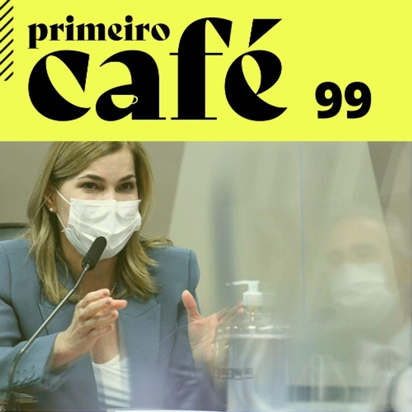 """#99 Capitã Cloroquina diz na CPI que viu """"pênis"""" na Fiocruz   Literatura"""
