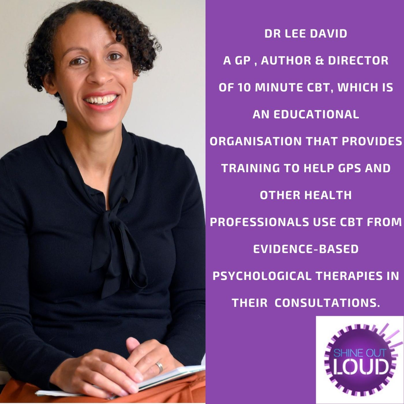 Restore Your Mental Well-being With 10 Minute CBT with Dr Lee David