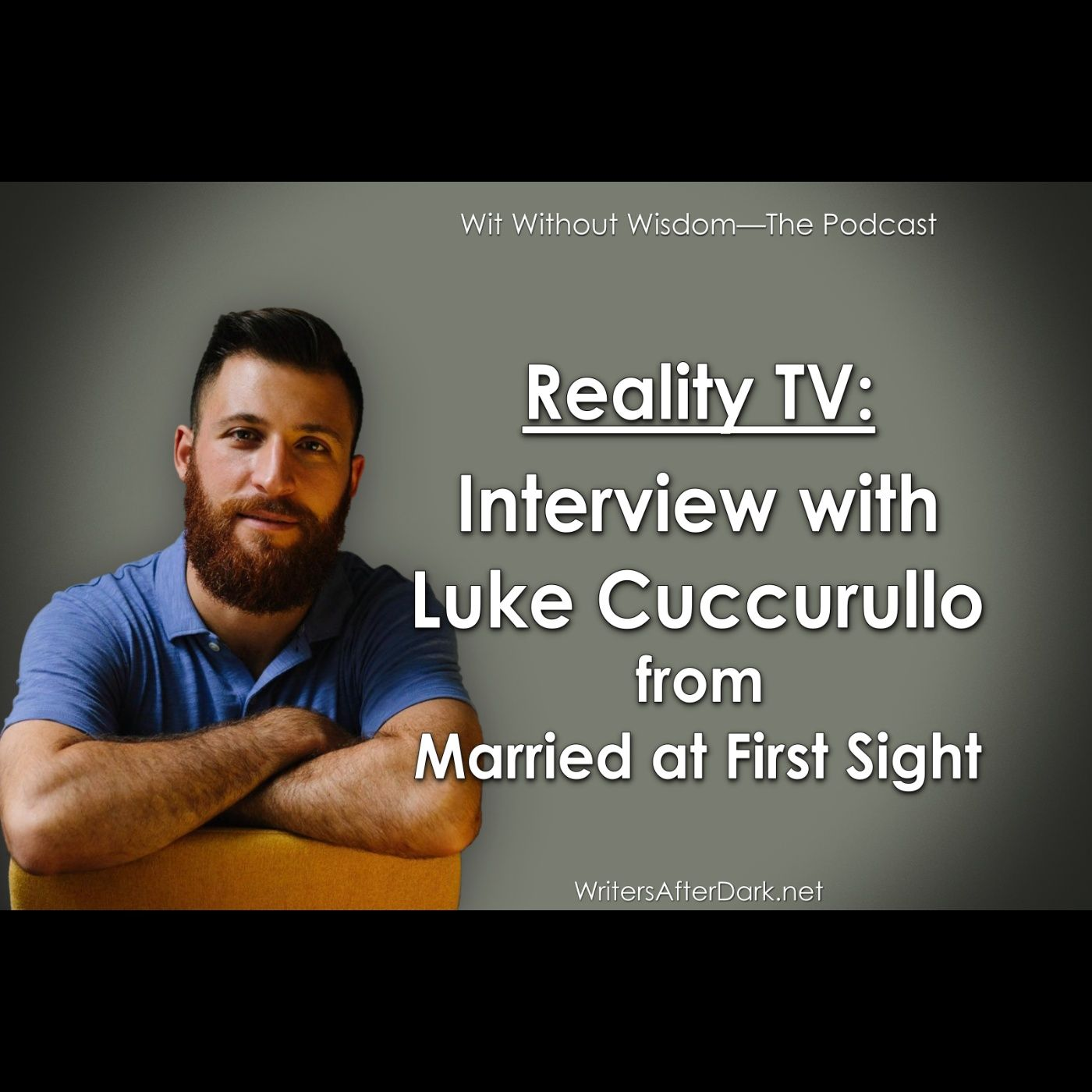 Reality TV: Interview with Luke Cuccurullo from Married at First Sight