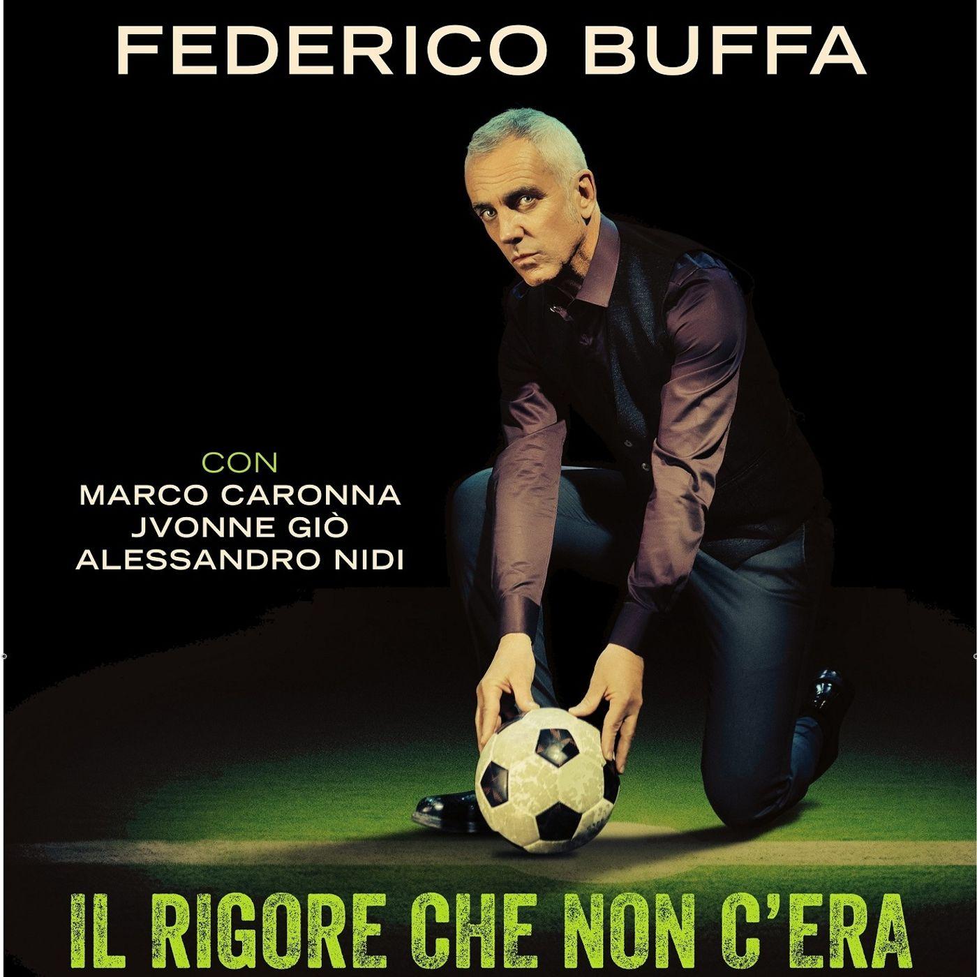 """Federico Buffa e """"Il rigore che non c'era"""""""