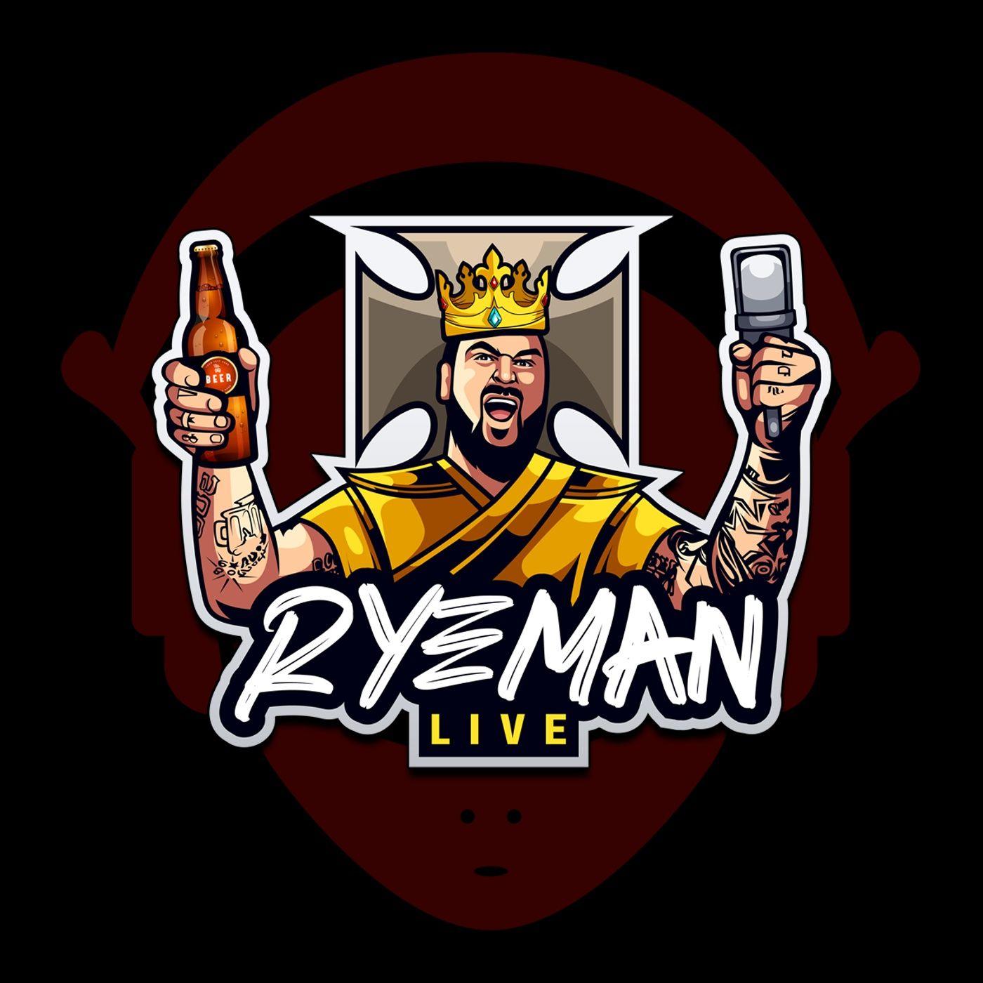 Energy Rock Radio - RyeMan Live!