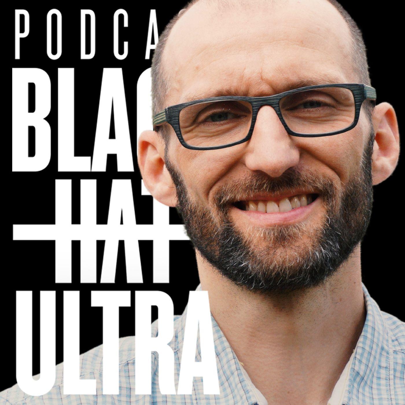 """#77 Jarek Gonczarenko: biegacz górski ultra - """"GSB 95h - Razem lepiej"""" - Black Hat Ultra Podcast"""