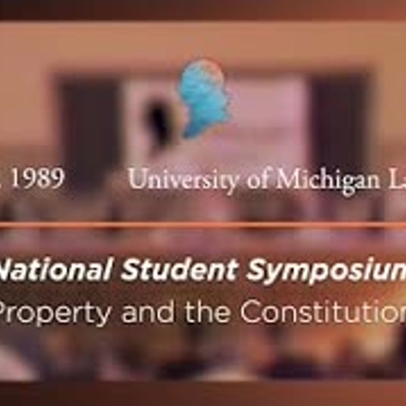 Panel II: Property and the Constitution [Archive Collection]