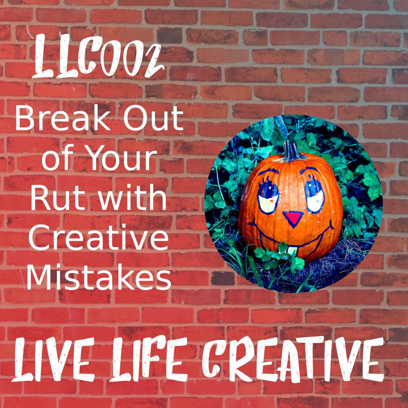 Break Out of Your Rut with Creative Mistakes