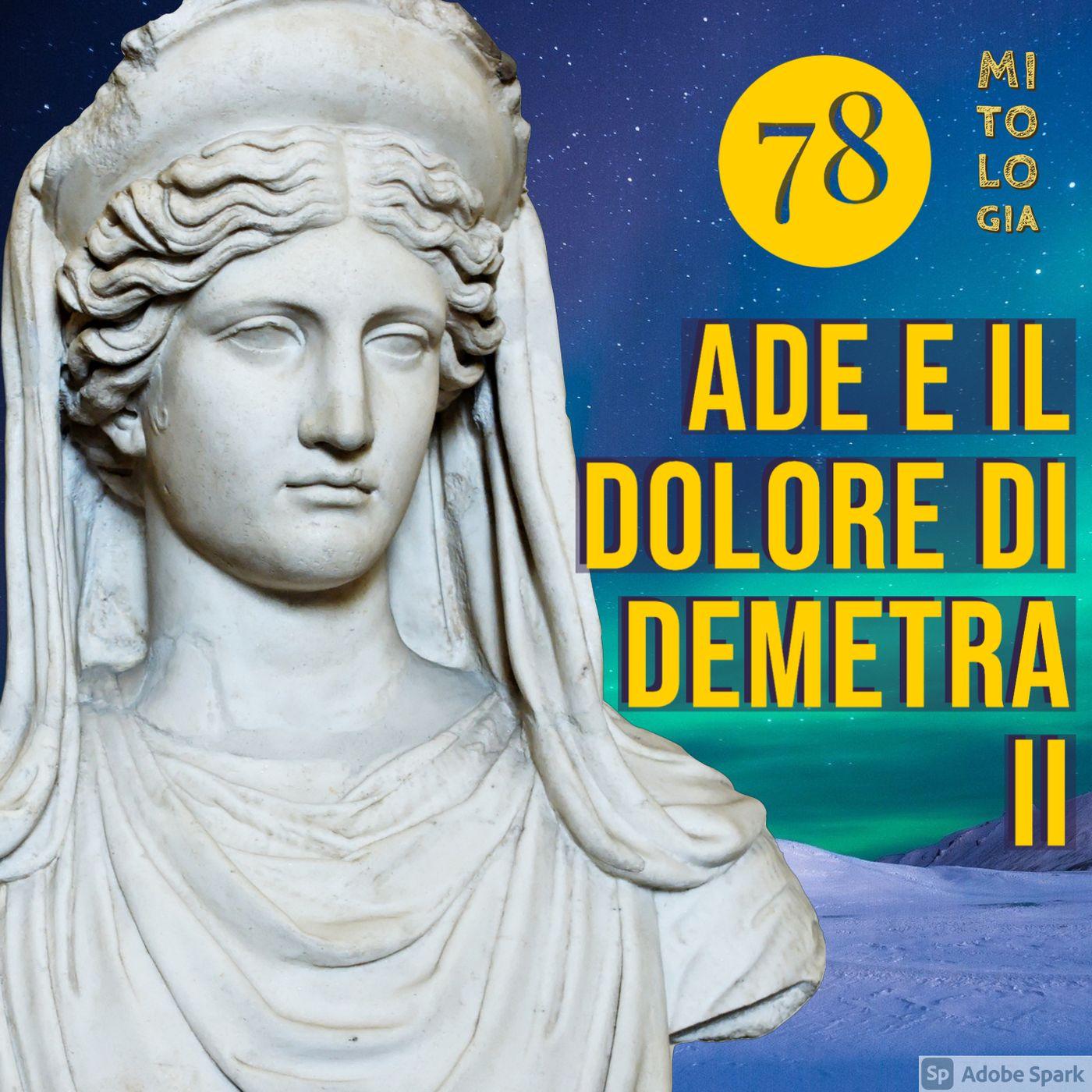 Ade e il dolore di Demetra II